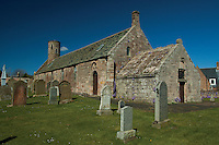 St Helen's Church, Cockburnspath, Scottish Borders