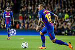 Jose Paulo Bezerra Maciel Junior, Paulinho, of FC Barcelona in action during the UEFA Champions League 2017-18 quarter-finals (1st leg) match between FC Barcelona and AS Roma at Camp Nou on 05 April 2018 in Barcelona, Spain. Photo by Vicens Gimenez / Power Sport Images