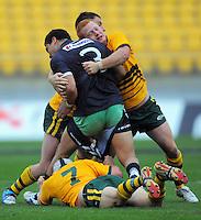101023 Rugby League - Junior Kiwis v Junior Kangaroos Rugby League