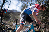 Mathieu Van der Poel (NED/Alpecin-Fenix) <br /> <br /> 73rd Kuurne - Brussels - Kuurne 2021<br /> ME (1.Pro)<br /> 1 day race from Kuurne to Kuurne (BEL/197km)<br /> <br /> ©kramon
