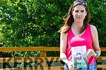 "Book Launch: Emma Larkin, Listowel with her new book ""Izzy's Magical Camogie Adenture""."