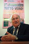 Sepp Blatter alla Gazzetta © Fulvia Farassino