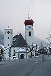 St Anton, Austria, Europe 2014,