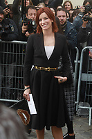 Fauve Hautot - ArrivÈes au dÈfilÈ 'Dior' au MusÈe Rodin lors de la Fashion Week de Paris, le 03/03/2017. # LES PEOPLE ARRIVENT AU DEFILE 'DIOR' - FASHION WEEK DE PARIS