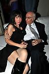 """NINO MARAZZITA CON PAOLA CHIAROMONTE<br /> """"PARTY ANTICRISI CON ESORCISMI"""" DI PAOLO PAZZAGLIA<br /> PALAZZO FERRAJOLI  ROMA 2011"""