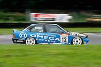 Round 9 of the 1991 British Touring Car Championship. #12 Ray Bellm (GB). BMW Team Listerine. BMW M3.