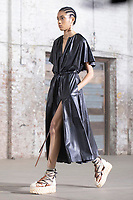 Altuzarra Spring Summer 2021 Ready-to-Wear Collection at Paris Fashion Week, Paris, France in October 2020.<br /> CAP/GOL<br /> ©GOL/Capital Pictures