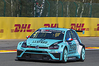 #2 Leopard Racing (LUX). Volkswagen Golf Gti TCR. Jean-Karl Vernay (FRA). TCR Free Practice 1  as part of the WEC 6 Hours of Spa-Francorchamps 2016 at Circuit Spa-Francorchamps, Stavelot, Spa-Francorchamps, Belgium . May 05 2016. World Copyright Peter Taylor/PSP.