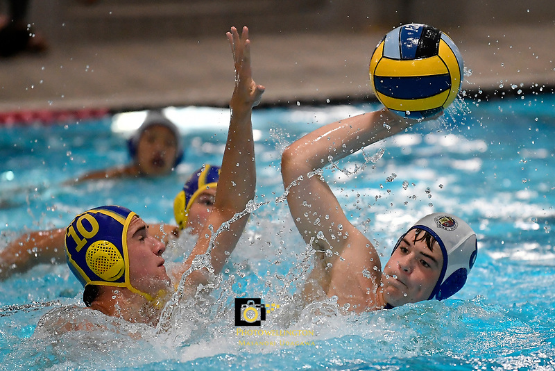 Water Polo – CSW Finals at Huia Pool, Lower Hutt, New Zealand on Thursday 15 April 2021. <br /> Photo by Masanori Udagawa. <br /> www.photowellington.photoshelter.com