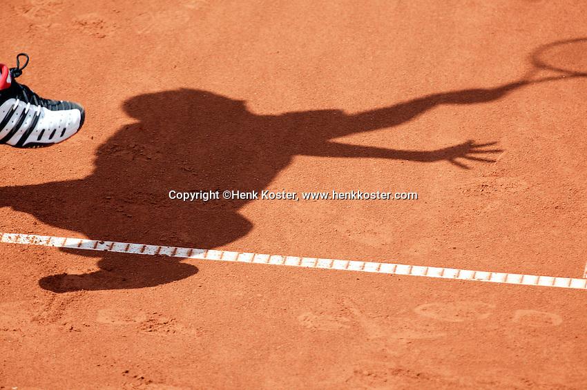 15-7-06,Scheveningen, Siemens Open, semi finals, shadow