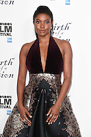 """Gabrielle Union<br /> at the London Film Festival 2016 premiere of """"The Birth of a Nation"""" at the Odeon Leicester Square, London.<br /> <br /> <br /> ©Ash Knotek  D3173  11/10/2016"""