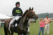Paul and Jody Rowland at Foxfield with UK Limey 2005.