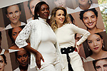 Francine Galvez (l) and Silvia Abascal present Accord Perfect By LOreal on October 22, 2019 in Madrid, Spain.(ALTERPHOTOS/ItahisaHernandez)