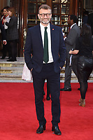 Hugh Dennis<br /> arrives for the The Prince's Trust Celebrate Success Awards 2017 at the Palladium Theatre, London.<br /> <br /> <br /> ©Ash Knotek  D3241  15/03/2017