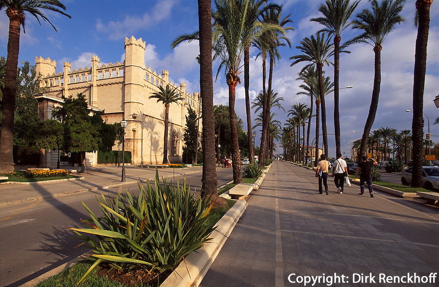 Spanien, Mallorca, ehemalige Börse La Llotja in Palma de Mallorca
