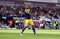Pictured: Ashley Williams.<br /> Sunday 01 September 2013<br /> Re: Barclay's Premier League, West Bromwich Albion v Swansea City FC at The Hawthorns, Birmingham, UK.