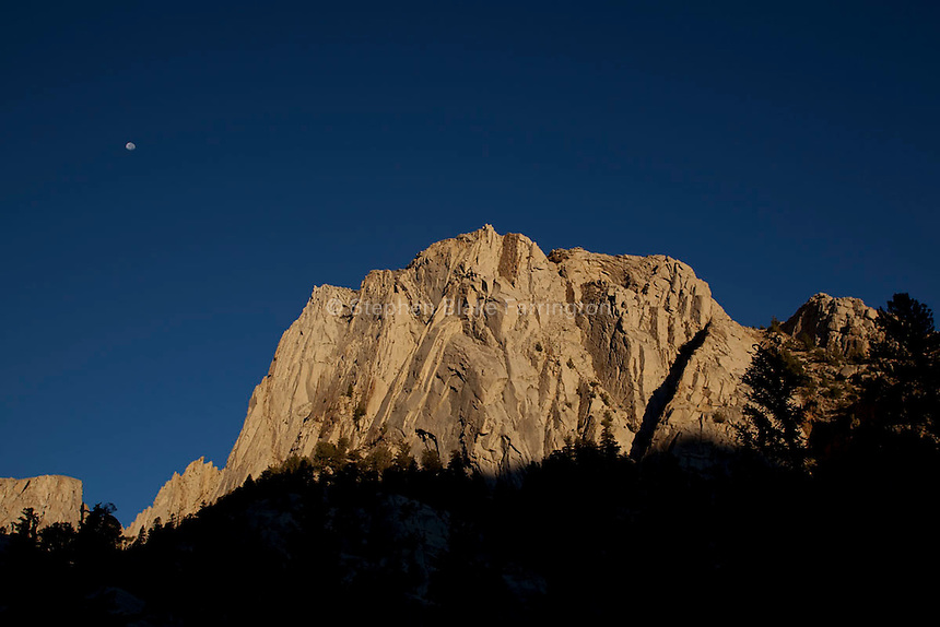 Mt. Whitney Expedition, California, USA