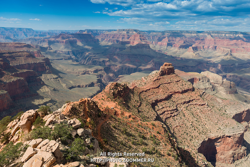 View Of Grand Canyon National Park, Arizona, USA