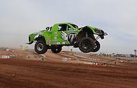 Mar. 19, 2011; Chandler, AZ, USA;  LOORRS pro two driver Nick Tyree during round one at Firebird International Raceway. Mandatory Credit: Mark J. Rebilas-US PRESSWIRE