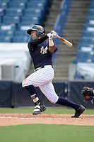 New York Yankees shortstop Cito Culver (30) during an Instructional League game against the Toronto Blue Jays on September 24, 2014 at George M. Steinbrenner Field in Tampa, Florida.  (Mike Janes/Four Seam Images)