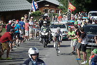 Adam Yates (GBR/Orica-BikeExchange)<br /> <br /> Stage 18 (ITT) - Sallanches › Megève (17km)<br /> 103rd Tour de France 2016