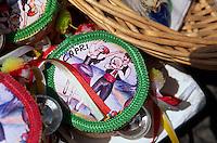 Italien, Souvenir-Verkauf auf Capri
