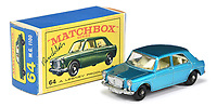 BNPS.co.uk (01202) 558833.<br /> Pic: VectisAuctions/BNPS<br /> <br /> Pictured: Matchbox Regular Wheels 64b MG 1100 sold for £8,400<br /> <br /> A man who spent 30 years building an epic collection of Matchbox toy cars is celebrating today after it sold for £480,000.<br /> <br /> Graham Hamilton, 55, fell in love with the miniature toys as a child and would put them back in their boxes after playing with them.<br /> <br /> He began collecting seriously in his early 20s after retrieving a box of his treasured toys from his parents' loft.<br /> <br /> Graham spent over £100,000 acquiring 1,800 Matchbox cars, which was virtually every one made at Matchbox's old Lesney factory in London<br /> between 1962 and 1982.
