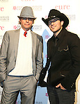 Drew Nielson and Ryder Lee of the Lost Trailers attends the 12th Annual Collaborating For a Cure Dinner & Auction to benefit the Samuel Waxman Cancer Research Foundation at the Park Avenue Armory, November 18, 2009 .