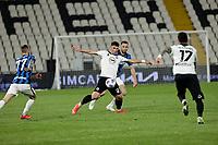 Roberto Piccoli  during the  italian serie a soccer match,Spezia Inter Milan at  the STadio Picco in La Spezia Italy ,
