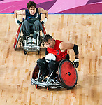 Michael Whitehead, Lima 2019 - Wheelchair Rugby // Rugby en fauteuil roulant.<br />