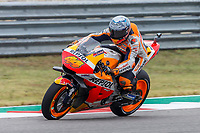 2nd October 2021; Austin, Texas, USA;  Pol Espargaro (44) - (SPA) on a Honda at turn 19 during Free Practise 3 at the MotoGP Red Bull Grand Prix of the Americas held October 2, 2021 at the Circuit of the Americas in Austin, TX.