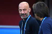 Gianluca Vialli<br /> Uefa European friendly football match between Italy and Czech Republic at stadio Renato Dall'Ara in Bologna (Italy), June, 4th, 2021. Photo Image Sport / Insidefoto
