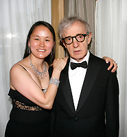 """***Exclusive Coverage***<br /> Woody Allen & wife Soon Yi Previn<br /> attending the screening and the CHOPARD after party for """"Vicky Christine Barcelona""""Vicky Christine Barcelona""""<br /> May 17, 2008<br /> Credit: Walter McBride/MediaPunch"""