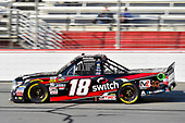 2017 NASCAR Camping World Truck Series - Active Pest Control 200<br /> Atlanta Motor Speedway, Hampton, GA USA<br /> Saturday 4 March 2017<br /> Noah Gragson<br /> World Copyright: Nigel Kinrade/LAT Images<br /> ref: Digital Image 17ATL1nk06137