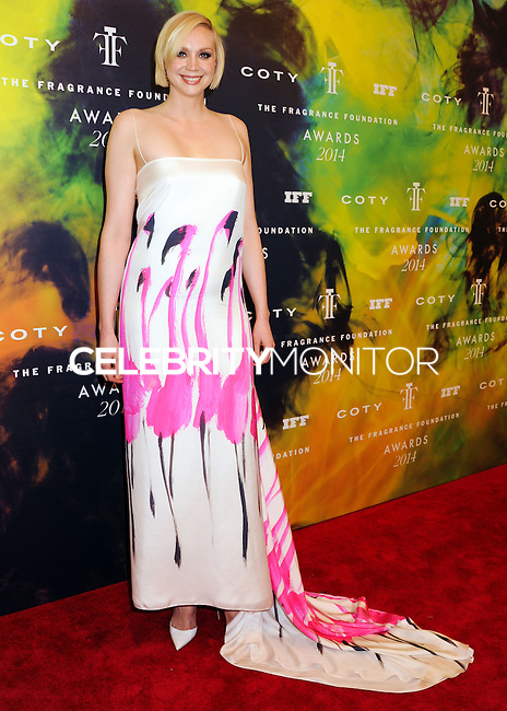NEW YORK CITY, NY, USA - JUNE 16: Actress Gwendoline Christie arrives at the 2014 Fragrance Foundation Awards held at the Alice Tully Hall, Lincoln Center on June 16, 2014 in New York City, New York, United States. (Photo by Celebrity Monitor)