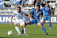 El Salvador vs Honduras March 31 2012