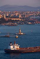 Europe/Turquie/Istanbul :  Rive orientale du Bosphore  //  Europe / Turkey / Istanbul: Eastern shore of the Bosphorus