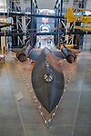 SR-71 Blackbird, Air & Space Museum - Steven F. Udvar-Hazy Center
