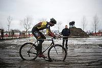 Sven Nys (BEL/Crelan-AAdrinks)<br /> <br /> Azencross Loenhout 2014