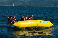 Flyfish riding BORACAY ISLAND PHILIPPINES