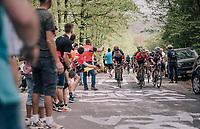 up the Côte de la Roche aux Faucons<br /> <br /> 104th Liège - Bastogne - Liège 2018 (1.UWT)<br /> 1 Day Race: Liège - Ans (258km)
