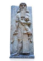 . Room 4 - Ancient Meopotania 713-706 BC, Assyria, Dur Sharrukin the palace of Assyrian king Sargon II at Khorsabad.  Louvre Museum, Paris