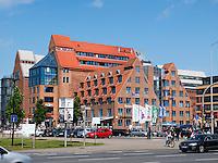 Hanseatic Center in Rostock, Mecklenburg-Vorpommern, Deutschland