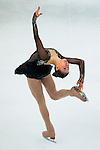 TAIPEI, TAIWAN - JANUARY 25:  Hae Jin Kim of South Korea performs her routine at the Ladies Free Skating event during the Four Continents Figure Skating Championships on January 25, 2014 in Taipei, Taiwan.  Photo by Victor Fraile / Power Sport Images *** Local Caption *** Hae Jin Kim
