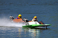 12-M and 99-M   (Outboard Hydroplane)