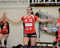 BEVO Roeselare : Stephanie Lauwaerts <br /> foto VDB / BART VANDENBROUCKE