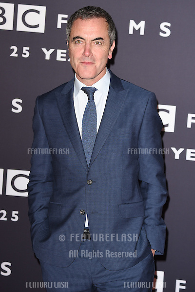 James Nesbitt arrives for the BBC Films' 25th Anniversary Reception at Radio Theatre, New Broadcasting House, London. 27/03/2015 Picture by: Steve Vas / Featureflash