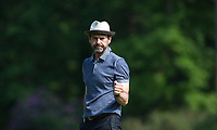 Dougray Scott (Actor) during the BMW PGA PRO-AM GOLF at Wentworth Drive, Virginia Water, England on 23 May 2018. Photo by Andy Rowland.