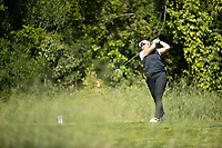 STANFORD, CA - APRIL 23: Malak Bouraeda at Stanford Golf Course on April 23, 2021 in Stanford, California.