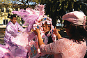Wild Tchoupitoulas Spy Girl Bryian_Fluker gets crowned, 2005